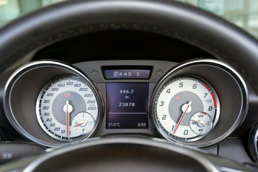 2015 MY06 Mercedes-Benz Slk200 R172 806MY SLK200 Convertible