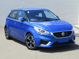 2021 MG 3 Excite Hatchback