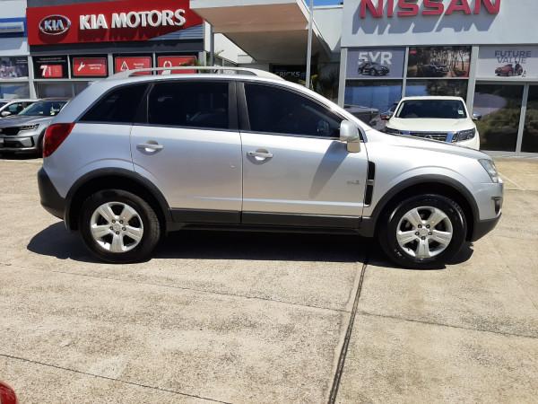2011 Holden Captiva CG Series II 5 Suv Image 4
