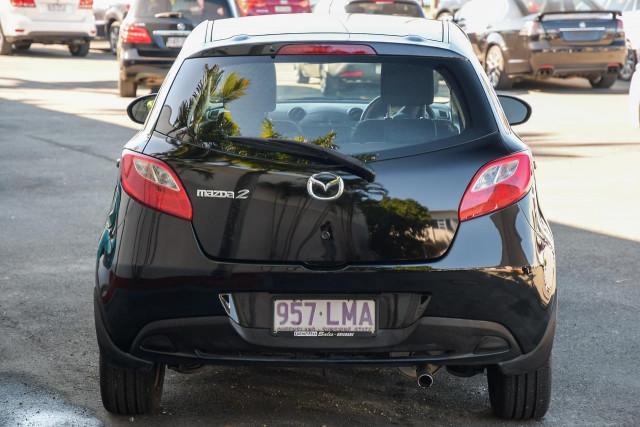 2008 Mazda 2 DE Series 1 Neo Hatchback Image 5