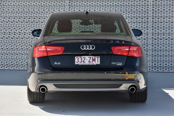 2014 Audi A6 4G MY14 Bi-Turbo Sedan Image 4