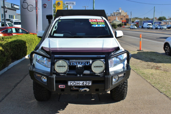 2016 MY15 Isuzu Ute D-MAX SX Cab chassis - single cab Image 3