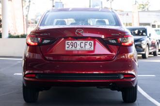 2021 Mazda 2 DL Series G15 Pure Sedan Sedan Image 5
