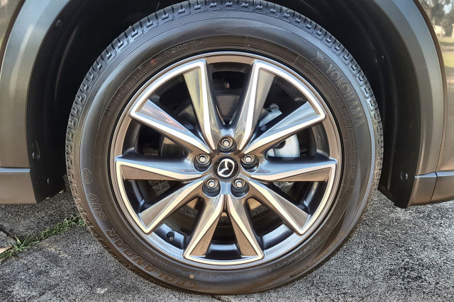 2017 Mazda CX-5 KE1022 Grand Touring Suv