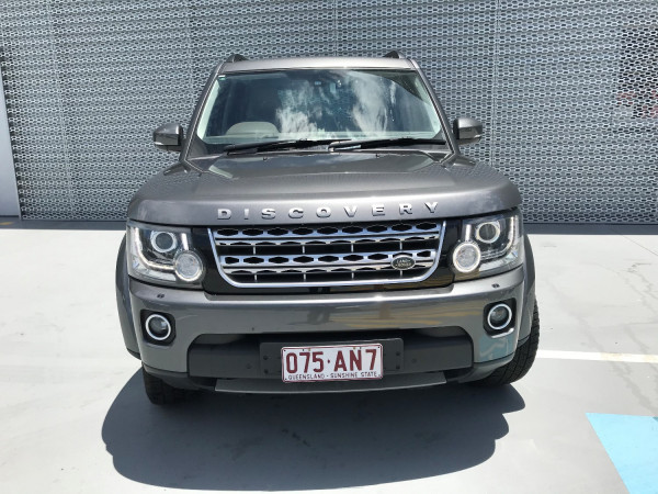 2015 Land Rover Discovery Vehicle Description.  4 L319 MY15 SDV6 HSE WAG SA 8sp 3.0DTT SDV6 Suv Image 2