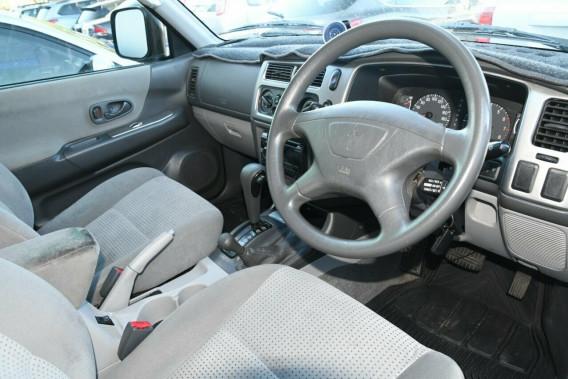 2004 Mitsubishi Challenger PA MY04 Wagon