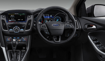 New Focus Clean Modern Interior