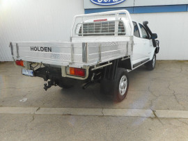 2014 Holden Colorado Cab chassis