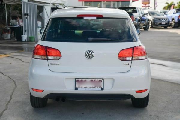 2012 MY12.5 Volkswagen Golf VI MY12.5 90TSI DSG Trendline Hatchback Image 4