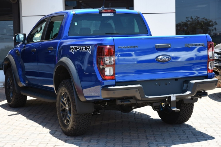 2019 MY19.75 Ford Ranger Raptor PX MkIII Double Cab Pick Up Ute