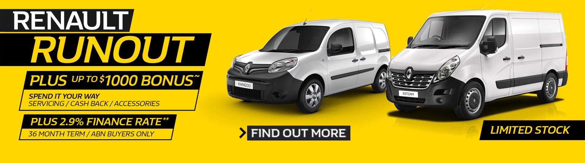 Renault Offers - Dec 2019
