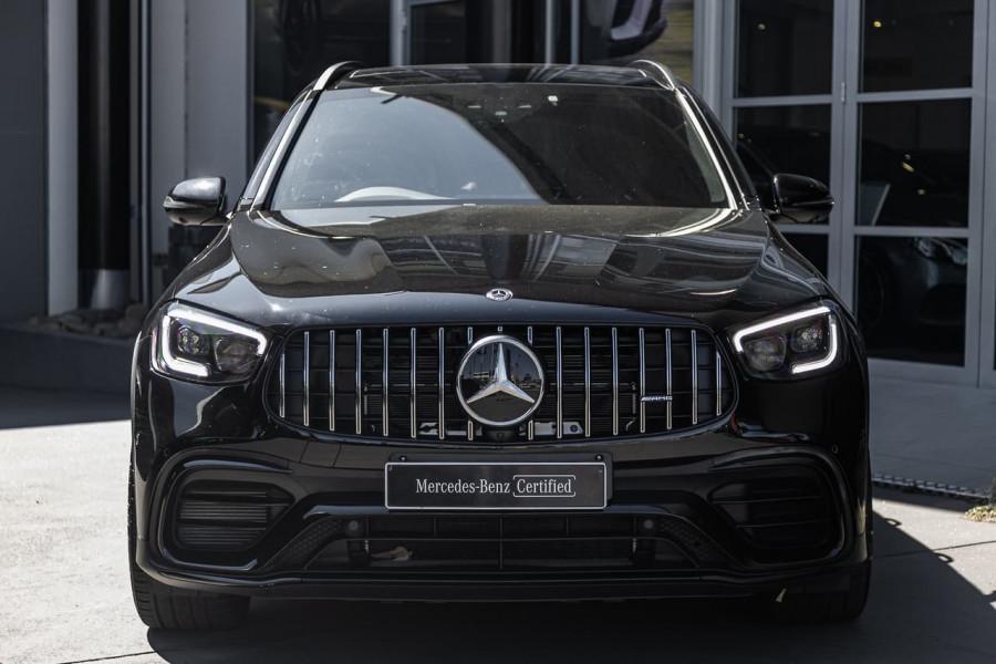 2020 Mercedes-Benz Glc-class GLC63 AMG S