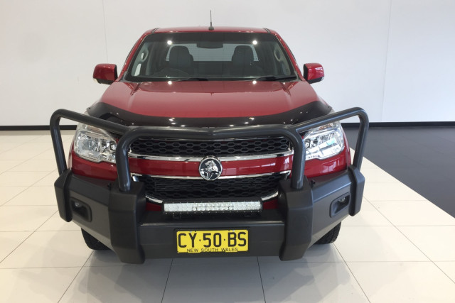 2013 Holden Colorado RG Turbo LT 4x4 dual cab Image 3