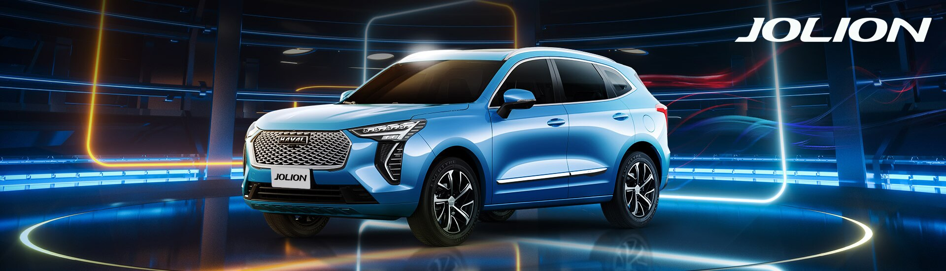THE ALL-NEW HAVAL JOLION Image