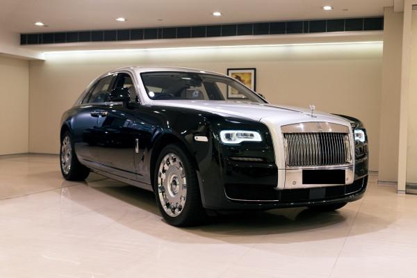 Rolls Royce GHOST II II