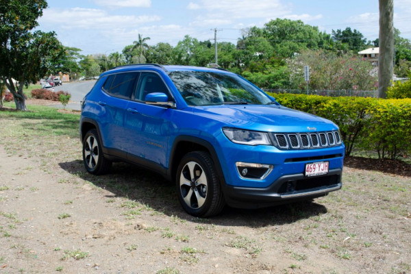 Jeep Compass Limited M6