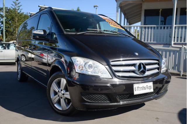 2012 Mercedes-Benz Viano 639 MY12 BlueEFFICIENCY Wagon