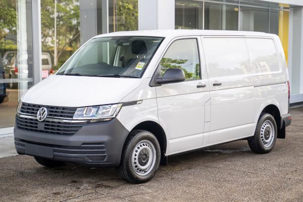 2021 Volkswagen Transporter T6.1 SWB Van Van Image 3
