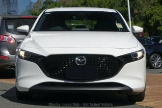 2021 Mazda 3 BP G20 Touring Hatchback Image 4