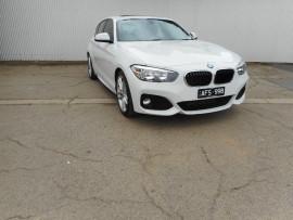 BMW 118d M Sport F20 LCI