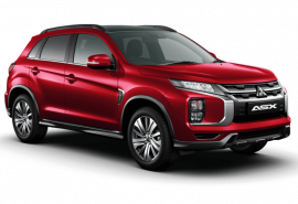 Mitsubishi ASX Exceed XD