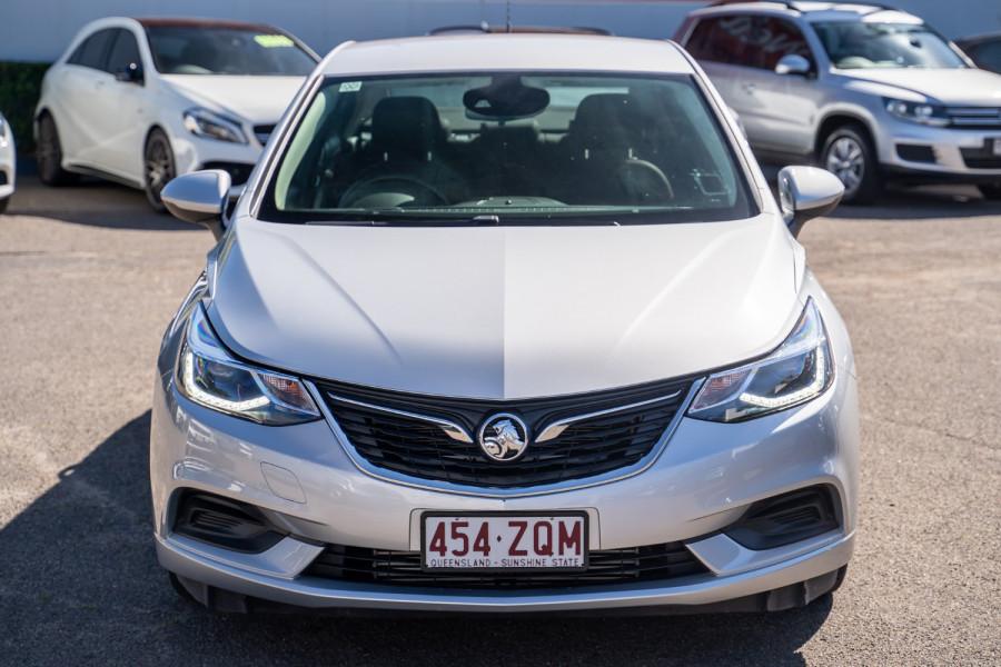 2017 Holden Astra LS+