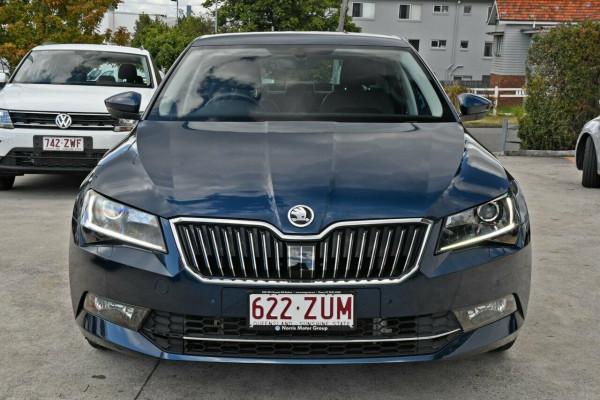 2016 Skoda Superb NP MY16 162TSI Sedan DSG Liftback