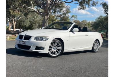 2010 BMW 3 Series E93 320d Convertible Image 5