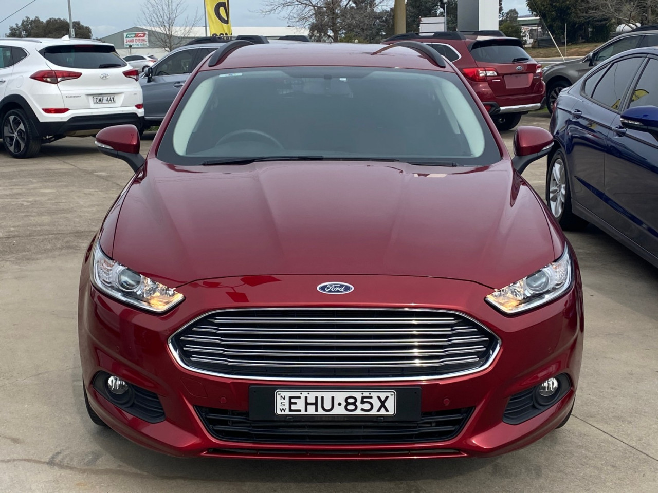 2017 Ford Mondeo MD AMBIENTE Wagon Image 8