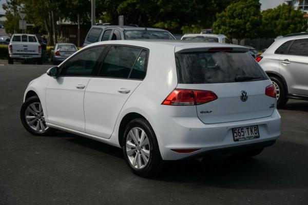 2013 MY14 Volkswagen Golf VII MY14 90TSI DSG Hatchback Image 2
