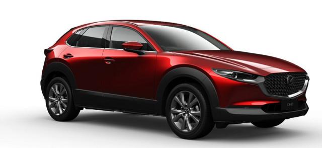 2020 Mazda CX-30 DM Series G25 Touring Wagon Mobile Image 7