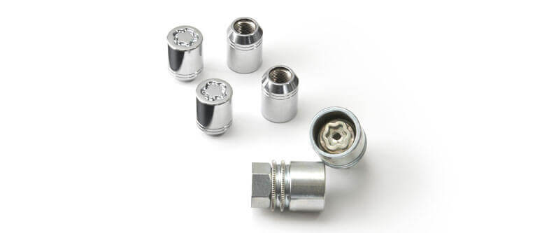 "<img src=""Wheel Lock Nut Set"