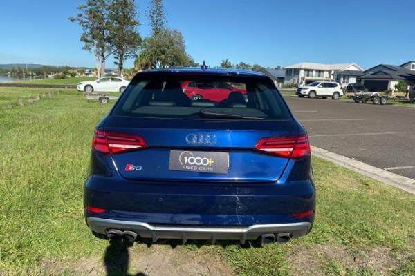2016 MY17 Audi S3 8V MY17 Hatch Image 4