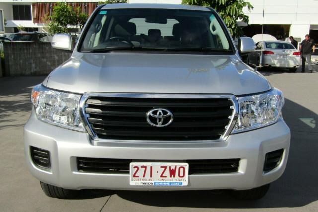 2014 MY13 Toyota Landcruiser VDJ200R MY13 GXL Suv Image 2