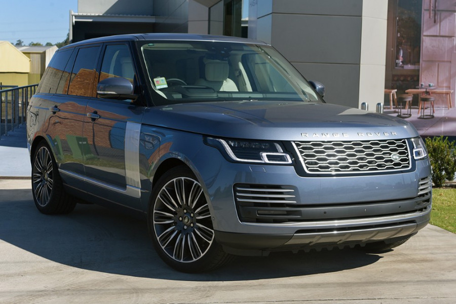 2019 Land Rover Range Rover L405 Autobiography Suv