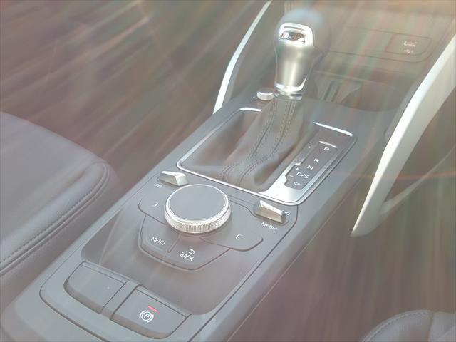 2018 MY19 Audi Q2 GA  35 TFSI 35 TFSI - design Suv