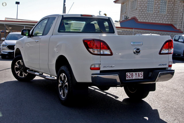 2019 Mazda BT-50 UR 4x4 3.2L Freestyle Cab Pickup XTR Utility Image 4