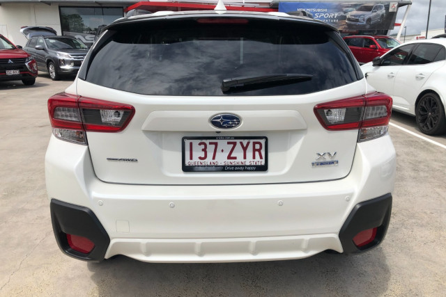 2020 Subaru XV G5-X Hybrid Suv Image 4