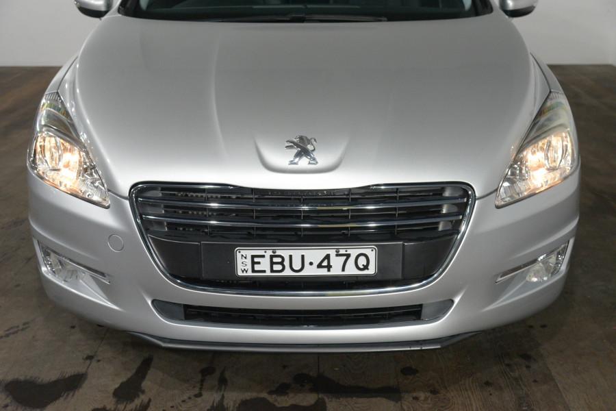 2015 Peugeot 508 Active