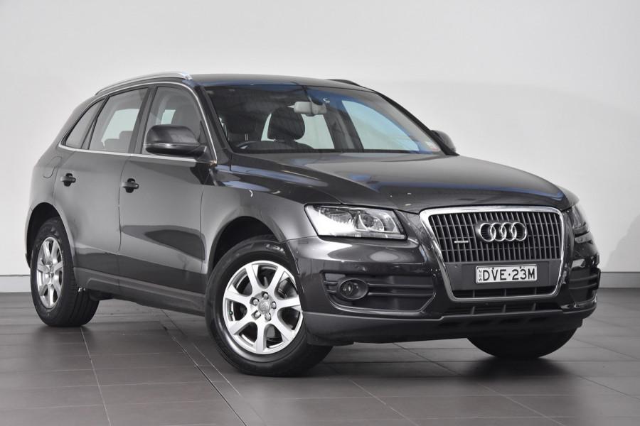 2011 Audi Q5 TFSI