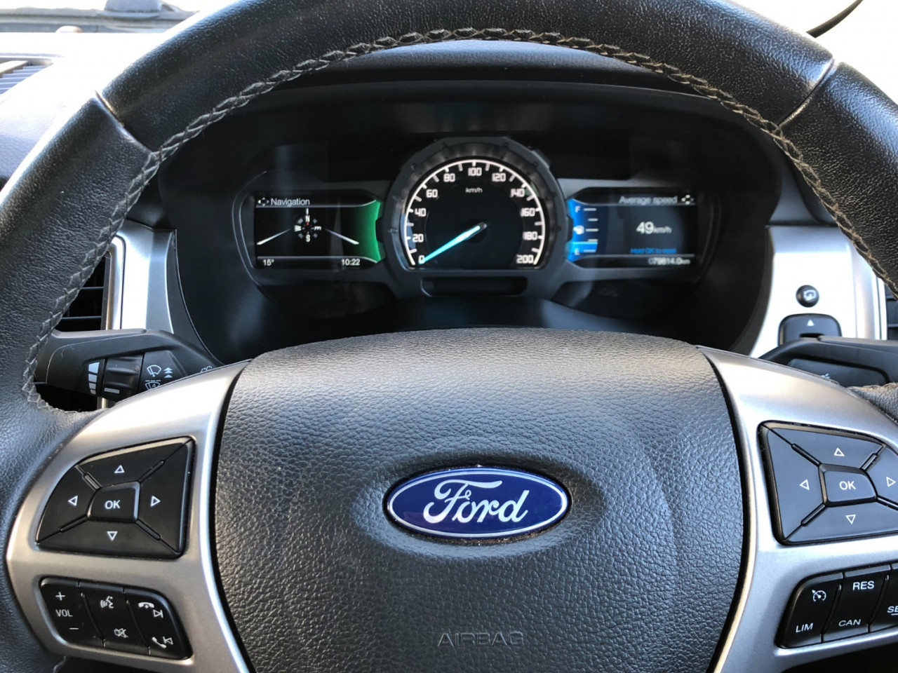 2019 Ford Ranger PX MKIII 2019.00MY XLT Ute Image 13