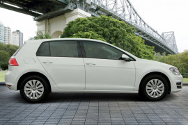 2013 Volkswagen Golf VII 90TSI DSG Hatchback