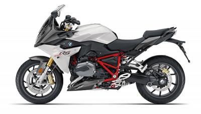 New BMW Motorrad R 1200 RS