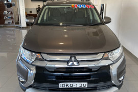 2015 MY16 Mitsubishi Outlander ZK MY16 LS Suv Image 2