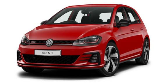 2019 Volkswagen Golf 7.5 GTi Hatch