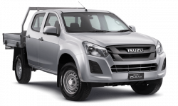 New Isuzu UTE SX Crew Cab Chassis High-Ride 4x2