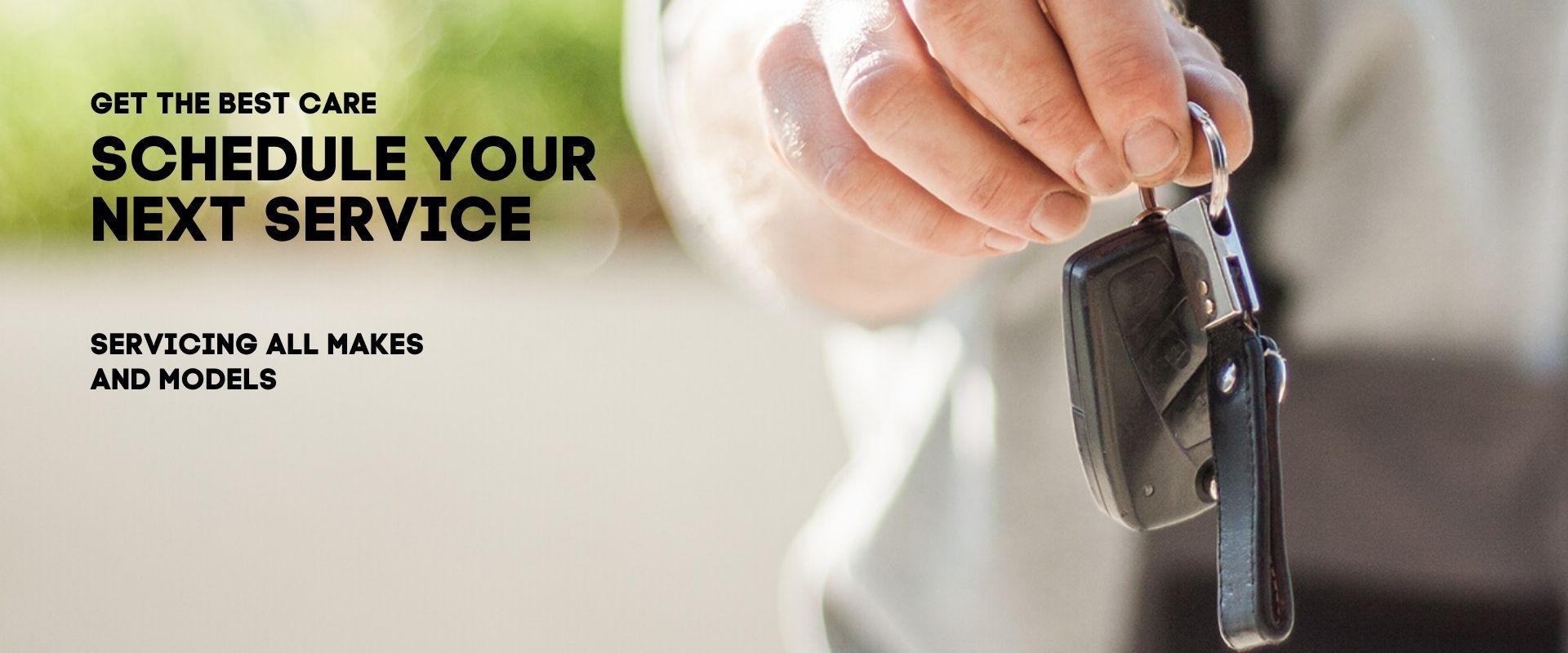 Book a Vehicle Service