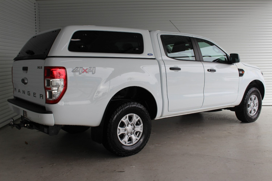 2017 Ford Ranger PX MkII 4x4 XLS Special Edition Double Cab Pickup 3.2L Utility Image 2