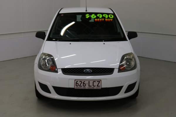 2008 Ford Fiesta WQ LX Hatchback Image 2