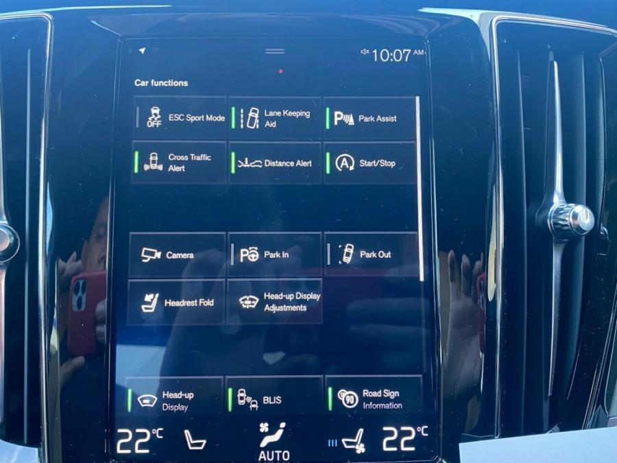 2019 MY20 Volvo S60 Z Series T5 Inscription Sedan Image 15